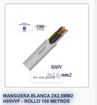 Cable para intalacion eletrico