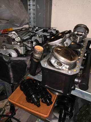 Despiece motor Kawasaki ZX10 Tomcat
