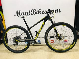 Bicicleta BTT Scott Scale RC 29 talla S
