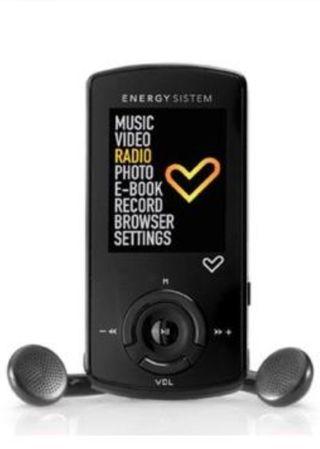 Energy Sistem 3120 4 GB Reproductor MP3/MP4