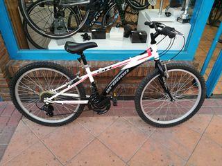 bicicleta niño BH rueda 24