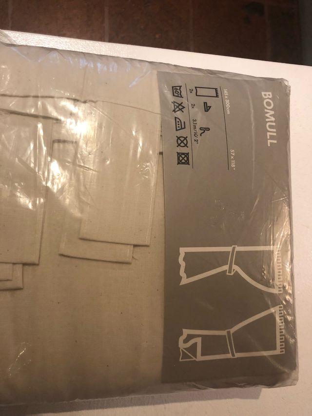 Cortina Ikea din uso