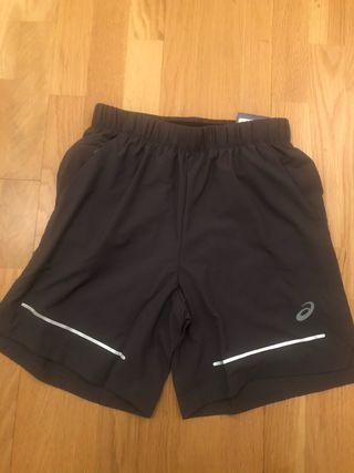 Pantalones running Asics nuevos talla S