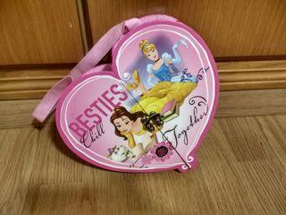 bolso maquillaje princesas