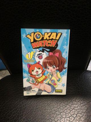 Manga yo-kay watch