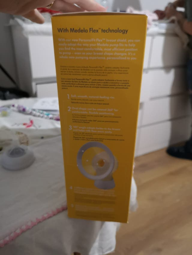 sacaleches medela swing doble