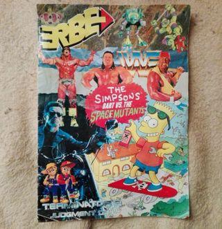 Revista catalogo ERBE