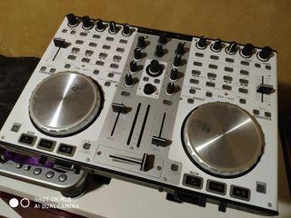 controladora dj audiophony djjazz pro