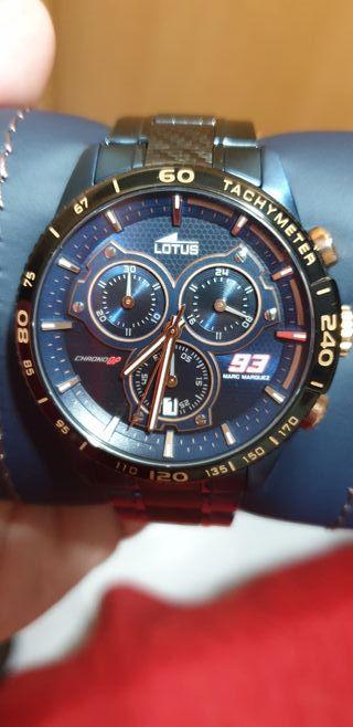 Lotus reloj deportivo Marc Márquez world champion