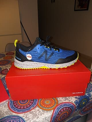zapatillas running/trail 44,5