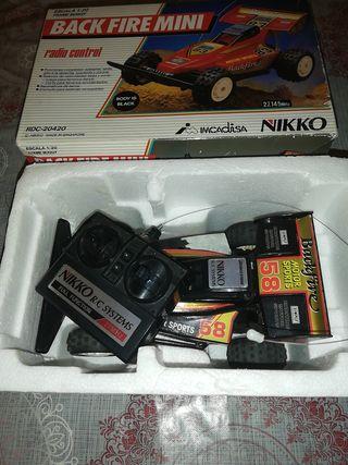 coche Nikko
