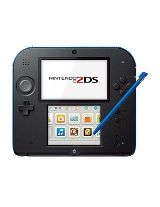 Nintendo 2DS azul en perfecto estado