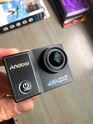 Andoer cámara 4K