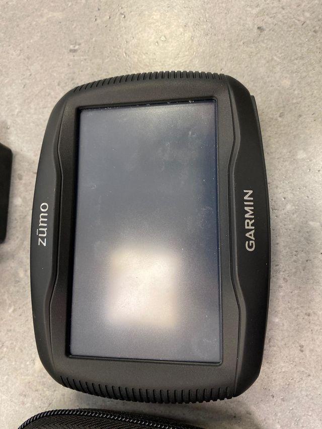 GPS Garmin ZUMO NAVEGADOR MOTO