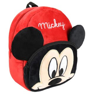 Mochila peluche Mickey Disney 22cm