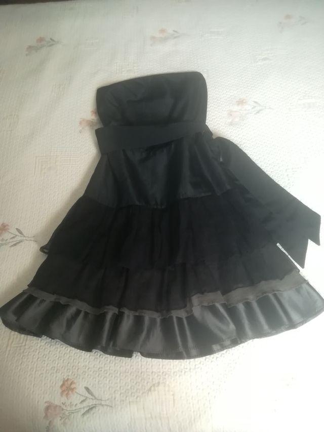 Vestido de Zara Talla L.