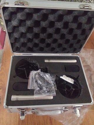 Mxl 603 spr stereo set