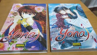 "Pack 2 Cómics ""Yona"""