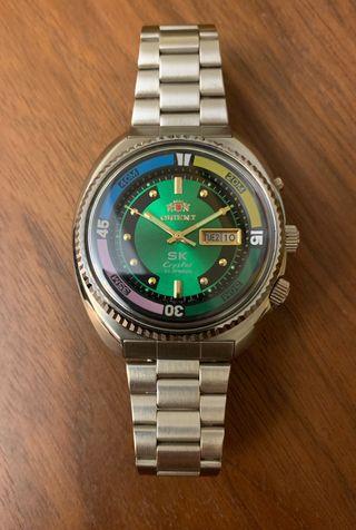 Reloj vintage ORIENT JUMBO SK SEA KING DIVER