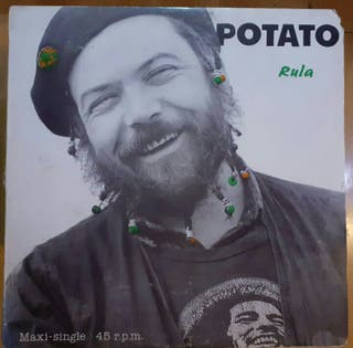 maxi single vinilo - Potato - Rula (Oihuka) 1998