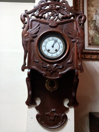 Reloj de Pared Modernista Aleman