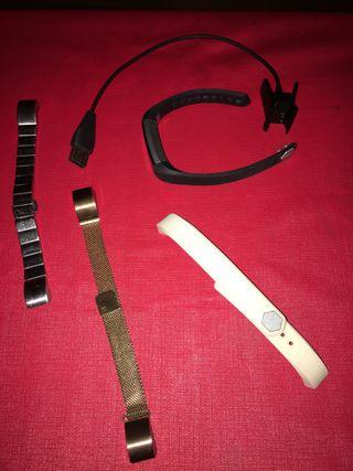 Conjunto 4 correas + cargador Fitbit Alta