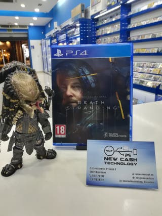 DEATH STRANDING PS4 IMPECABLE
