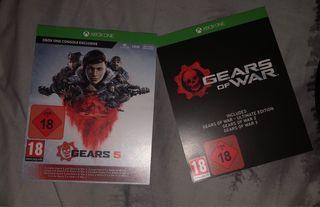 *URGENT* Gears of War codes XBOX ONE