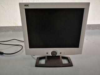 pantalla ordenador AOC