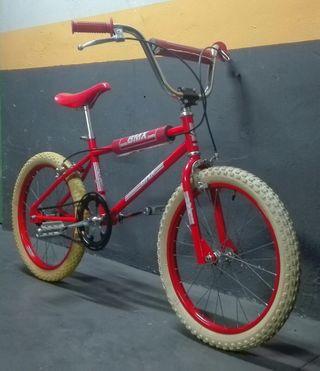 BICICLETA DINO BMX 80'