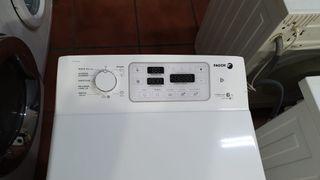 Lavadora - secadora carga superior