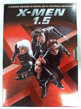 """DVD """"X-MEN 1.5"""" IMPECABLE COMO NUEVO"""