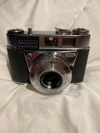 Camara Kodak Prontor 500 LK clásica