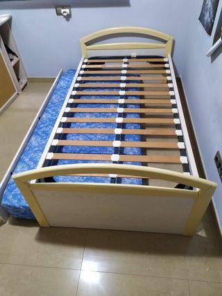 cama doble 90 *180