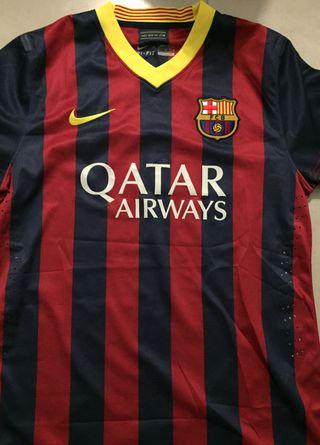 Camiseta Match fc barcelona 2013-2014