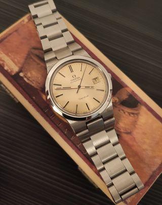 Reloj Omega Geneve automático calibre 1012