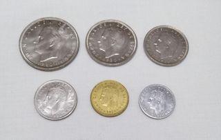 Monedas mundial 82