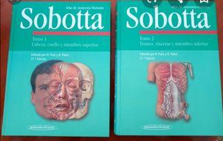 Libro anatomía de sobbota
