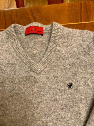 Jersey lana Carolina herrera