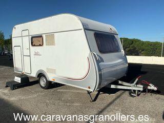 Caravana roller jazz 420 L nevera 150 lts