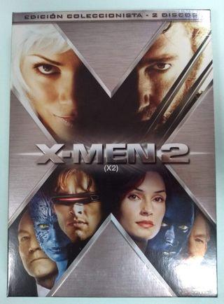 """DVD """"X-MEN 2"""" IMPECABLE COMO NUEVO"""