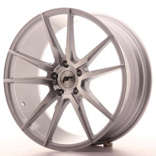 Japan Racing JR21 20x8,5 ET40 5x112 Silver Mac
