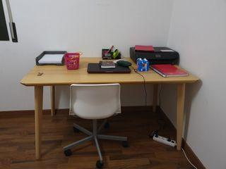 mesa, escritorio