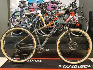 Bicicleta de montaña Megamo Natural Elite