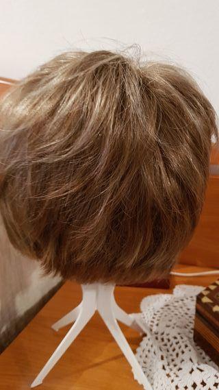 peluca oncológica nueva