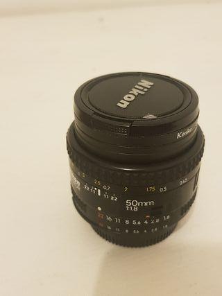 Nikon 50mm f1.8 AF nikkor