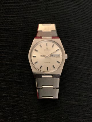 Reloj vintage OMEGA GENEVE 1022. EXCELENTE ESTADO