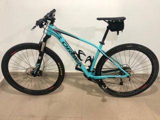Bicicleta Orbea Alma 29 H50 18 en garantía. TallaM