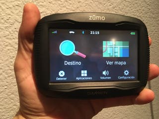 GPS Garmin Zumo 345 Moto