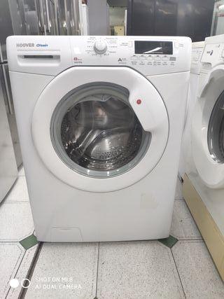lavadora otsien hoveer A+++ 8kg 1400rpm+transporte